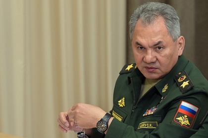 Шойгу позвал страны НАТО на Армейские игры