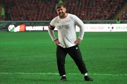 Кадыров дал оценку судейству на матче «Ахмата» с «Зенитом»