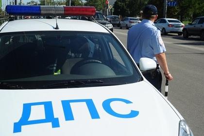 Полицейский погиб в ДТП в Москве