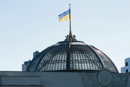 Украинский дипломат заявил о развале госаппарата