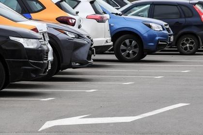 Найдено самое дешевое место для парковки в Москве