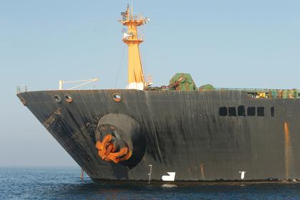 Гибралтар отказался задерживать иранский танкер по требованию США