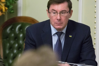 Генпрокурора Украины уличили в укрывании коррупции на таможне