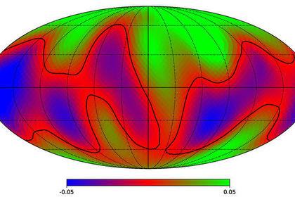 Ученые показали Землю глазами инопланетян