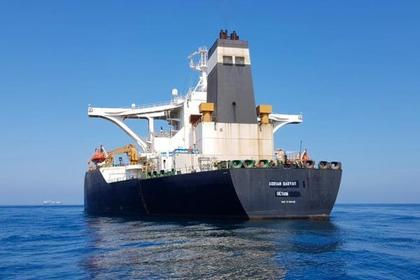 Иранский танкер покинул Гибралтар вопреки требованиям США