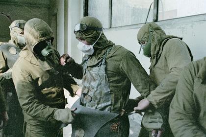 В США рассекретили доклад разведки об аварии на Чернобыльской АЭС