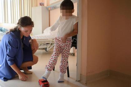 Названа причина истязаний покалеченной девочки из Ингушетии