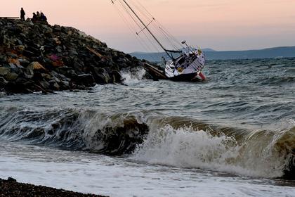 В пережившем паводок российском регионе снова объявили штормовое предупреждение
