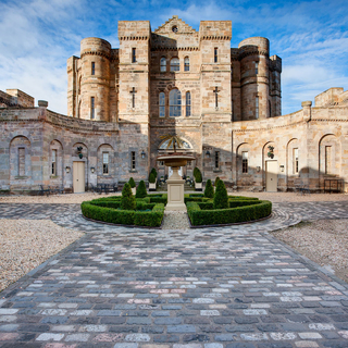 Замок Сетон