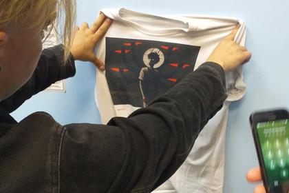 Православные активисты раздели россиянина на улице из-за футболки