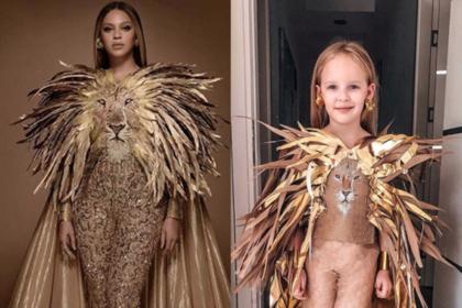 Шестилетняя девочка перевоплотилась в знаменитостей и прославилась в сети