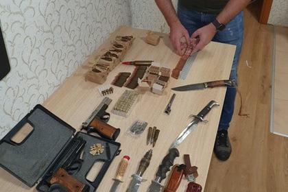 СБУ поймала торговца украденного в Донбассе оружия