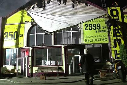Среди погибших при пожаре в Одессе нашли иностранцев