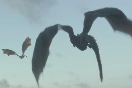 Полеты на драконе заставили звезду «Игры престолов» испугаться за потомство