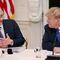 Тим Кук и Дональд Трамп