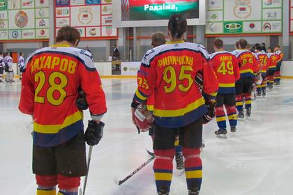 Российский хоккеист напился, избил сторожа и попал под статью