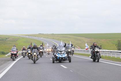 Первую скоростную дорогу Сибири открыли после 14 лет строительства