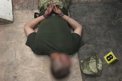 Украинский солдат употребил наркотики и застрелил гражданского