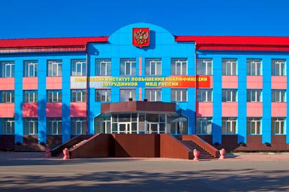 Российский полицейский изготовил «бомбу» и подбросил в университет