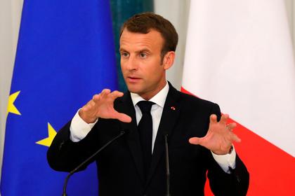 В ЕС захотели перестройки отношений с Россией