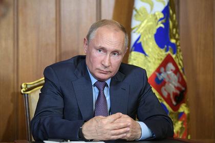 Путин заявил об отсутствии угрозы из-за взрыва в Северодвинске