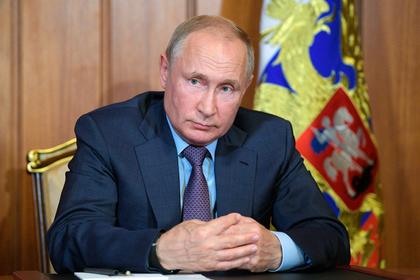 Путин сравнил массовые акции в Москве с протестами «желтых жилетов»