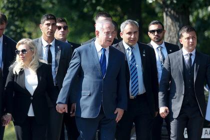Офис Зеленского ответил на критику жены Нетаньяху