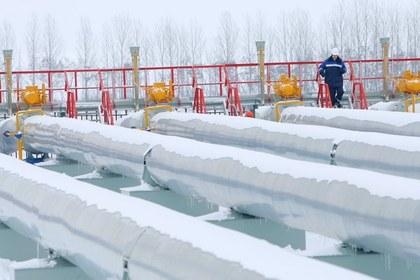 Версия: Украине предсказали трудную зиму из-за газовых споров сРоссией
