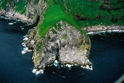 На курильском острове нашли сеть подземных ходов