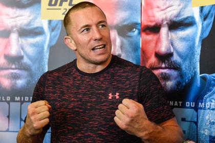 Бывший чемпион UFC Сен-Пьер порассуждал о возвращении