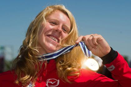 11-кратная чемпионка мира из Канады попалась на допинге