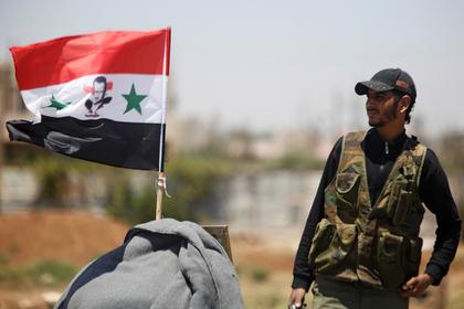 Боевиков заставили бежать из ключевого города в Сирии