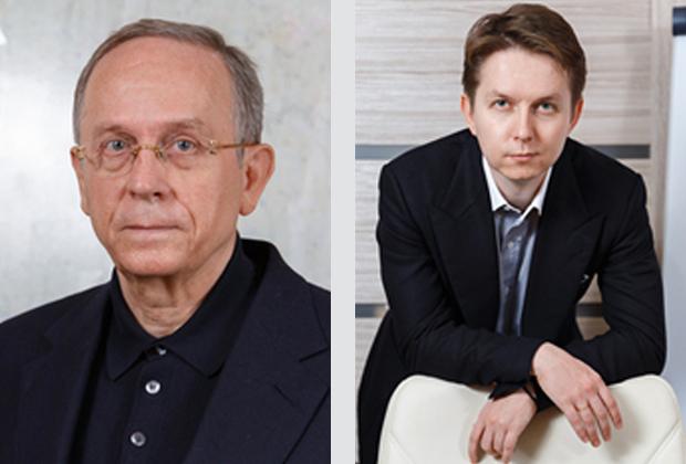 Виктор и Егор Литуевы