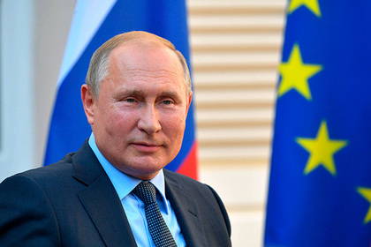 Немцы предпочли Путина Трампу
