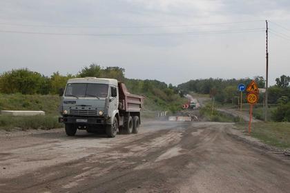 Дорогу в российском регионе отремонтируют спустя 10 лет