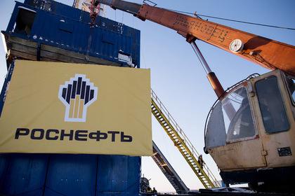 В «Роснефти» выросла среднесуточная добыча углеводородов в первом полугодии