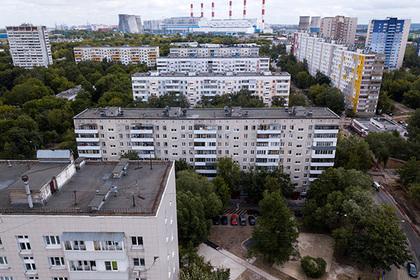 Названы районы Москвы с самыми дешевыми съемными квартирами