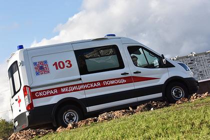 Российский водитель сбил трех паралимпийцев-колясочников