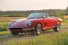 Самая дорогая дорожная Ferrari была продана 17 августа 2013 года. Высокая цена обусловлена редкостью машины (было создано всего 25 штук) и американским патриотизмом — модификация была разработана по заказу дистрибьютора марки в Северной Америке Луиджи Кинетти. Открытые Ferrari, разработанные специально для рынка США, всегда пользовались хорошим спросом на американских аукционах.