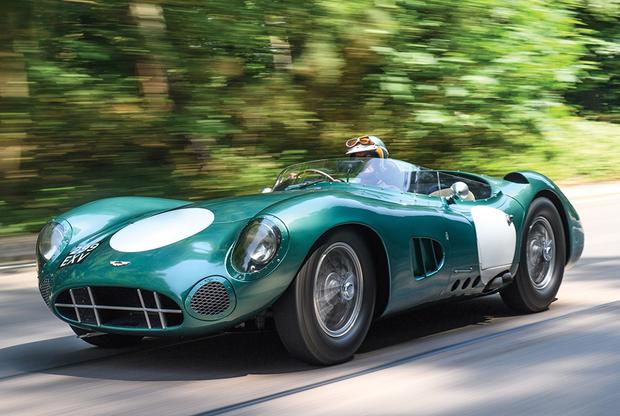 Самый дорогой британский автомобиль в истории был продан 19 августа 2017 года. Торги прошли на аукционе RM Sotheby's в калифорнийском Монтерее в рамках «Недели моторов». После того как взлетели цены на Ferrari, инвесторы заговорили об образовании пузыря и обратили свое внимание на другие культовые машины эпохи. Этот Aston Martin примечателен тем, что на нем выиграл этап чемпионата мира на легендарной трассе Нюрбургринг не менее легендарный британский пилот сэр Стирлинг Мосс.