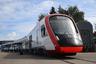 Презентация новых поездов прошла на Тверском вагоностроительном заводе (входит в состав АО «Трансмашхолдинг», которое является крупнейшим в стране производителем подвижного состава для железнодорожного и городского рельсового транспорта).