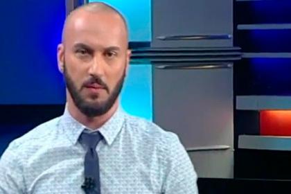 Новое руководство «Рустави 2» уволило обматерившего Путина ведущего