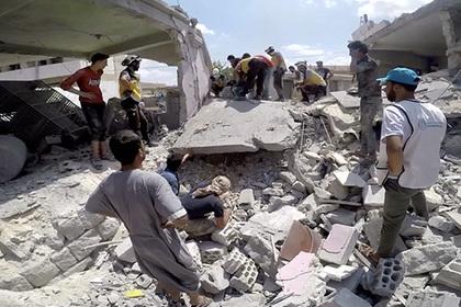 Джихадисты покинули последний оплот в Сирии
