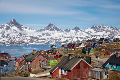 Королевская семья Дании задумалась о продаже Гренландии