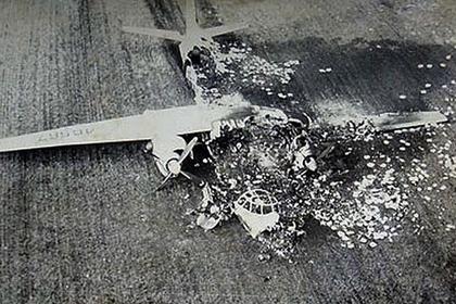 Российский пилот рассказал о посадке горящего самолета в клеверное поле