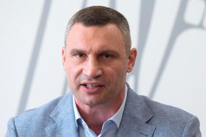 Кличко намерен переизбраться мэром Киева и построить свой Диснейленд