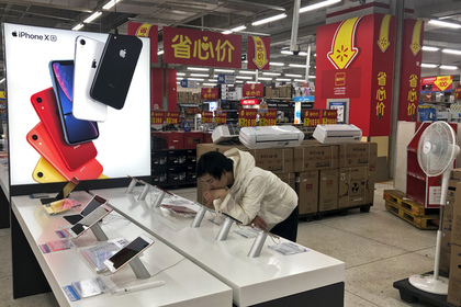 Apple попросили уйти из Китая