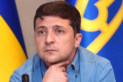 Украинцев разозлил огромный кортеж Зеленского