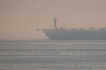 Иранcкий танкер сломался в Красном море
