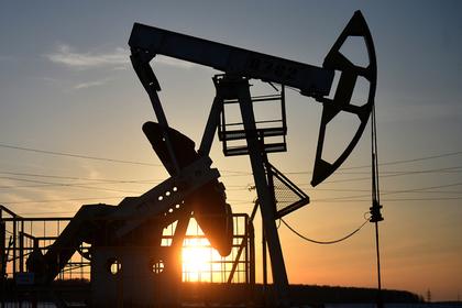 Нефть опустилась ниже критической отметки